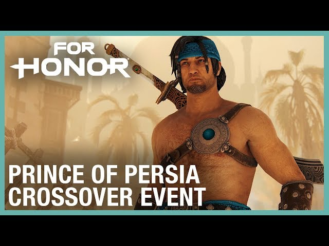 For Honor Announces Prince Of Persia Crossover Event Game Rant