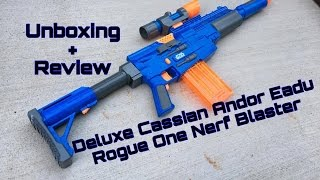 review the deluxe cassian andor eadu blaster star wars rogue one