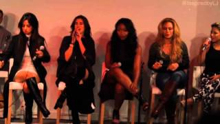 Fifth Harmony at MegaStar FM Part 1 (w/subtitles)