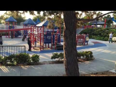 Bill Barber park. Irvine