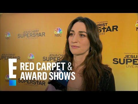 Sara Bareilles Talks Working With John Legend | E! Red Carpet & Award Shows