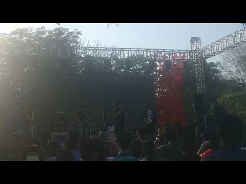 Live in music @ Horn Ok Food Festival. New Delhi 2018