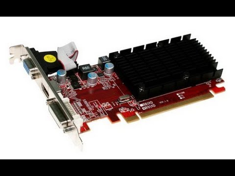 ATI Radeon HD 7350 Drivers Update