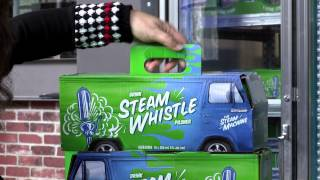Steam Whistle Brewing, Testimony for Packaging Technologies Inc