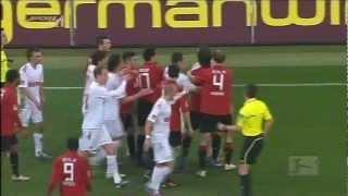 Hertha BSC vs  FC Köln 1:0 - Rote Karte für Podolski ,was FORDERT die Bild-Zeitung diesmal ?