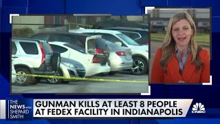 Mother of FedEx facility gunman warned law enforcement about her son