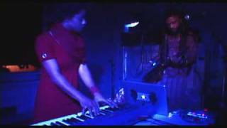 Amen Dawn Ra improvs Jay-Z (Do it Again Theme) @205 Club nyc 2-8-8