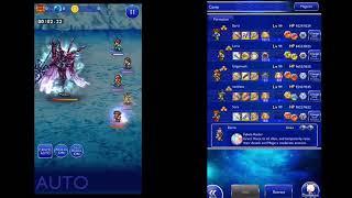 Final Fantasy Record Keeper (FFRK) - Mateus Autobattle Speed 5 (sub-30, Autobattle update)