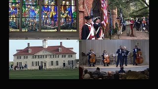 11.11.17 Geo. Washington's Mount Vernon Tour on Veteran's Day
