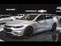10 Special Editions: 2017 Chevrolet Redlines | 2017 Chicago Auto Show