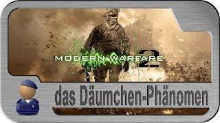 Modern Warfare 2: Das Däumchen Phänomen