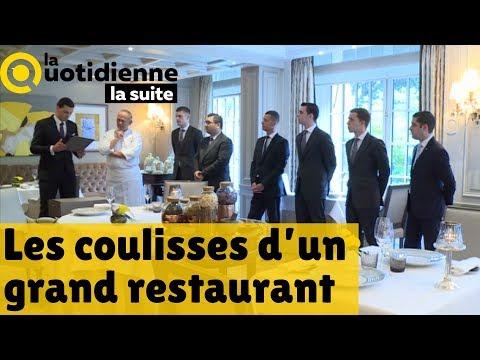 Les Coulisses D'un Grand Restaurant - La Quotidienne La Suite