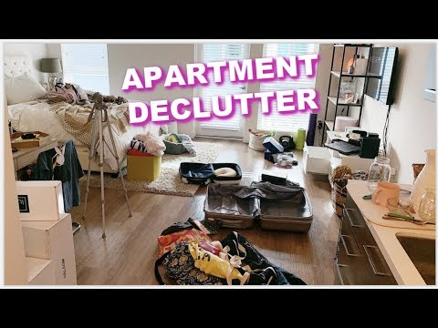 HUGE DECLUTTER + TARGET SHOP WITH ME