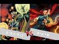 סרטים נגד קומיקסים: דוקטור סטריינג'