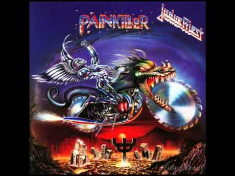 Saratoga-Painkiller(Cover)