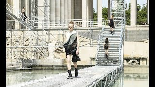 Rick Owens | Spring Summer 2018 Full Fashion Show | Menswear