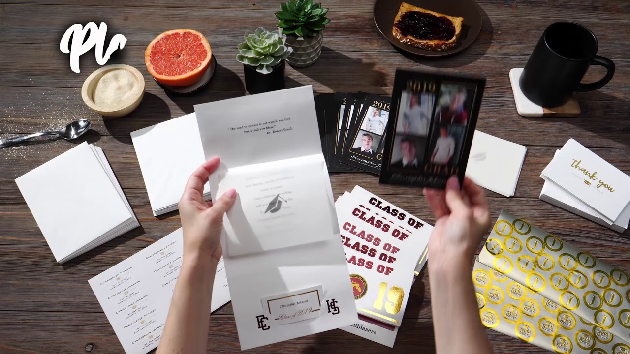 graduation announcements how to