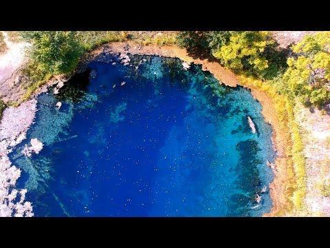 Самое Голубое озеро. Самарская область