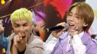 WINNER (위너) - LOVE ME LOVE ME @인기가요 Inkigayo 20170813