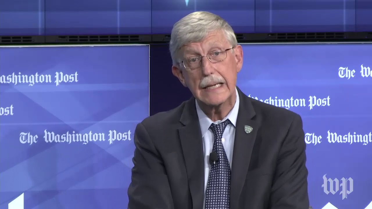 NIH Director Francis Collins describes 'All of Us' research program