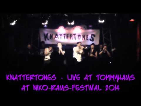 Knattertones - live im Tommyhaus