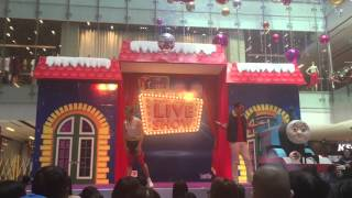 Thomas The Tank Engine in Singapore! (The Little Big Club Live Show @ OneKM Mall Pt. 2)