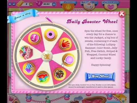Candy Crush Saga Jackpot