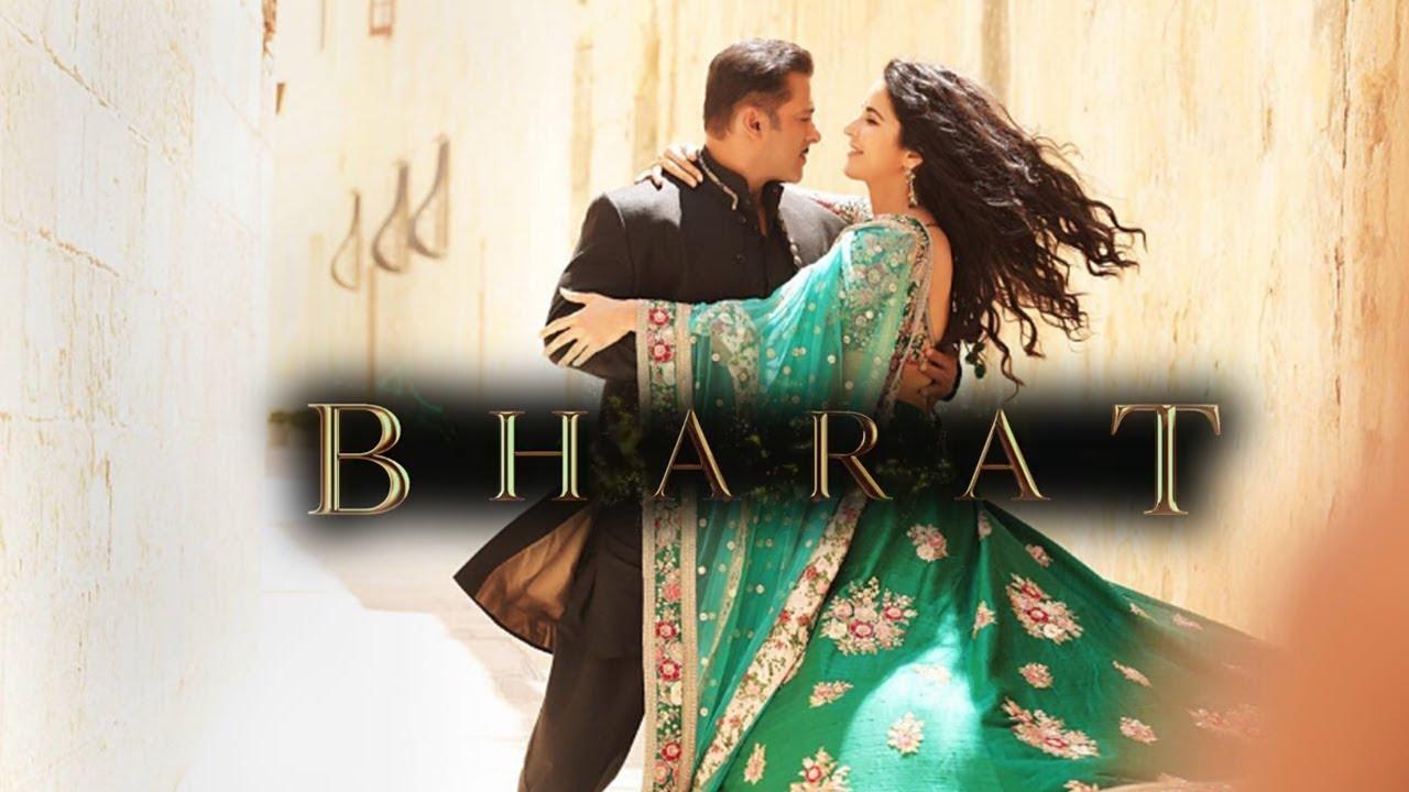 Salman Khan  Katrina Kaif First Look In Bharat - Youtube-3250