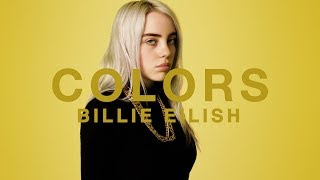 Gambar cover Billie Eilish - watch | A COLORS SHOW