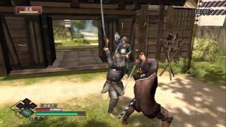 Way of the Samurai 3 Gameplay Trailer HD