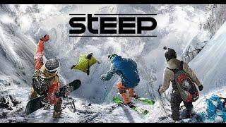 Steep - Экстремальный угар в Альпах [Геймплей]