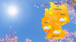 Wetter: Viel Sonnenschein (23.04.2020)