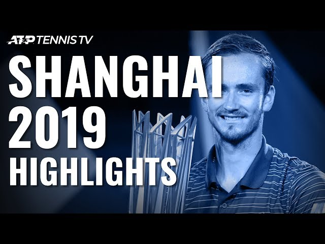 Full Tournament Match Highlights from Shanghai 2019