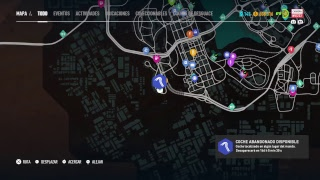 Need for speed Payback COCHE ABANDONADO 4-9-2018 Nissan GT-R