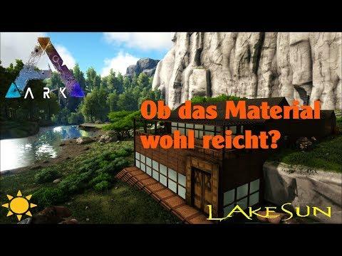 Ark Valguero #5 - Ob das Material wohl reicht? • Ark Deutsch