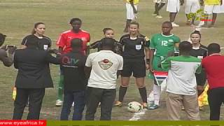 Gambia VS Burkina Faso Female Team Part 1