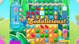 Candy Crush Soda Saga Level 987 NO BOOSTERS