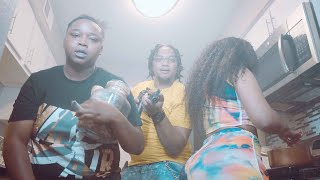 """L.P. x YB The Great """"I Am The Trap"""" Official Video (Shot By @Mello_Vision)"""