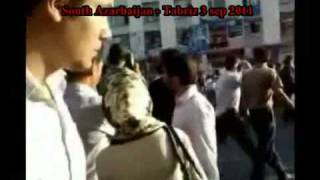 South Azarbaijan - Tabriz and Urmia (sep 03 2011) Mass protests to Save Lake Urmia