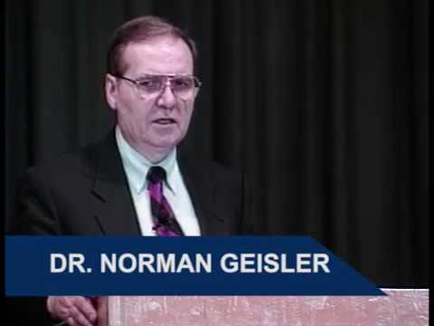 "Dr. Norman L. Geisler Rally ""Cults: Their Danger And Their Draw"""