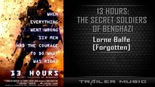 13 Hours: The Secret Soldiers of Benghazi Trailer Song #2 | Lorne Balfe - Forgotten
