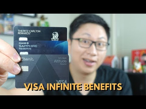 Visa Infinite Key Benefits