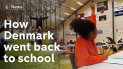 Back to school: What we can learn from Denmark's coronavirus response