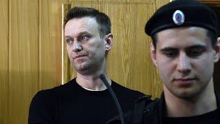Решение по делу Навального в Мосгорсуде. Продолжение прямой трансляции