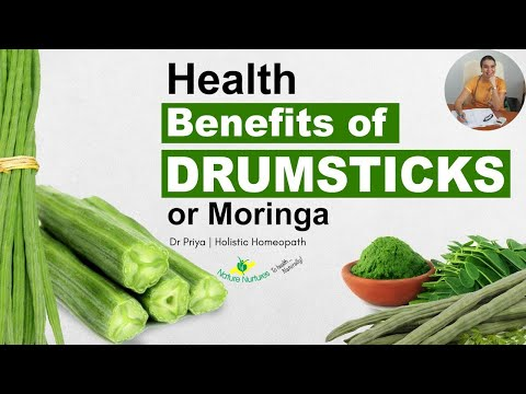 Health benefits of Drumsticks or Moringa oleifera | Nutritional facts | Health Tips