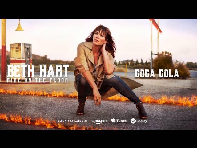 Beth Hart - Coca Cola (Fire On The Floor) 2016 - YouTube