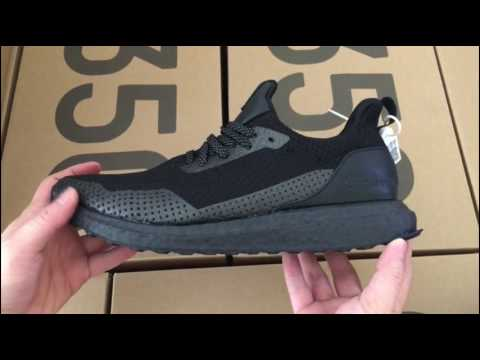 cc2f40994 UA Adidas Ultra Boost Uncaged Haven Unboxing Review - YouTube