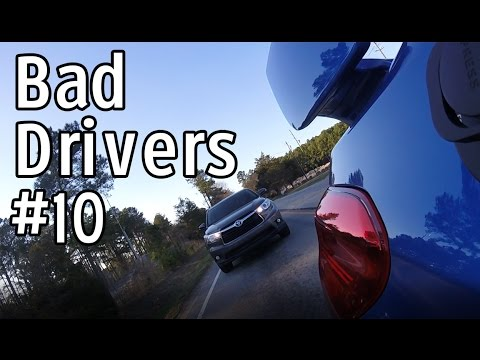 Bad Drivers #10: Raleigh/Cary, NC