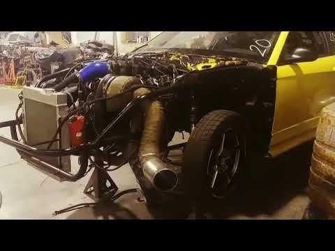 BTR Stage 4 Turbo Cam - Idle