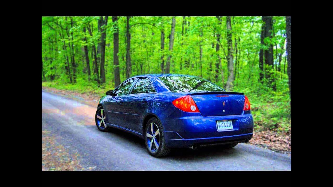 2006 Pontiac G6 GTP Modification Progression - YouTube